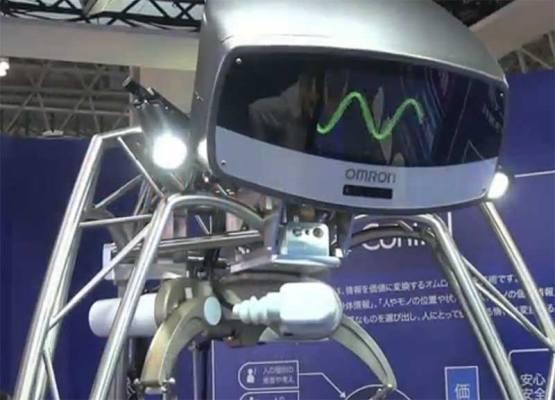 Pingpongozó robot