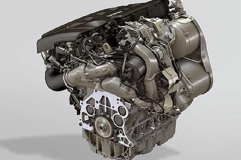 Szuperdízel és tízfokozatú váltó a Volkswagentől