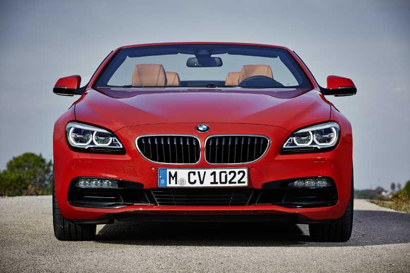Az új BMW 6-os sorozat
