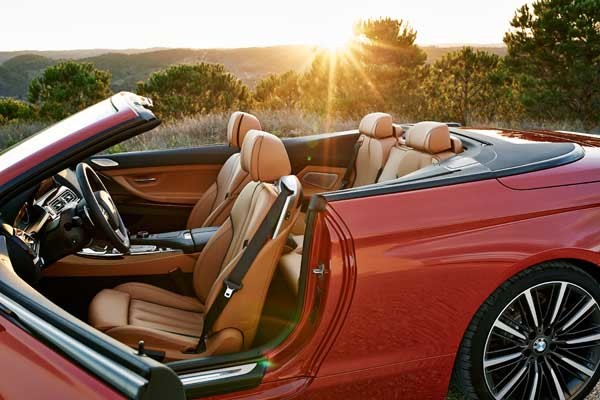Az új BMW 6-os sorozat kívül-belül az eleganciát sugallja