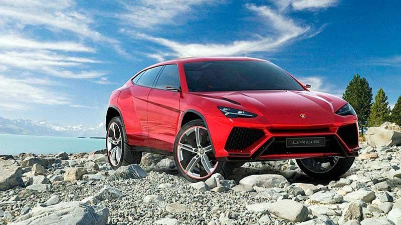Luxus terepjáró hamarosan a Lamborghini kínálatában