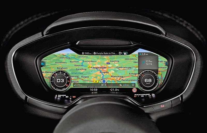 """Tíz kategóriából tíz Audi győzelem az """"Auto connect Trophy"""" szavazáson"""