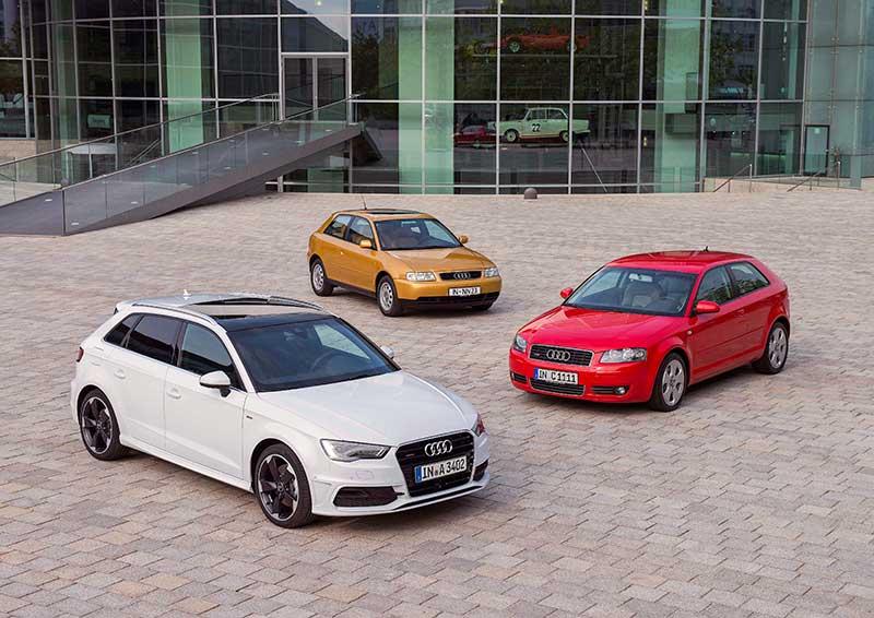 20. születésnapját ünnepli az Audi A3