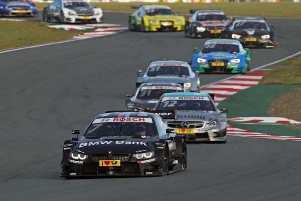A BMW DTM tripla-dobogóval búcsúzik Európától