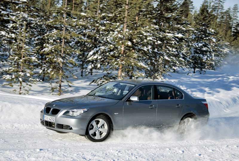 BMW 530xi autó összkerékhajtás történelem