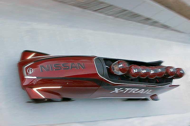 Hétszemélyes a Nissan X-Trail-bob
