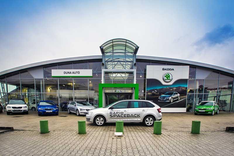 Egy Škoda Rapidot nyerhet a család
