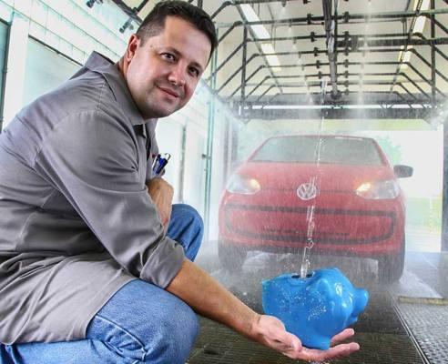 A Volkswagen a környezetkímélő termelés felé irányul
