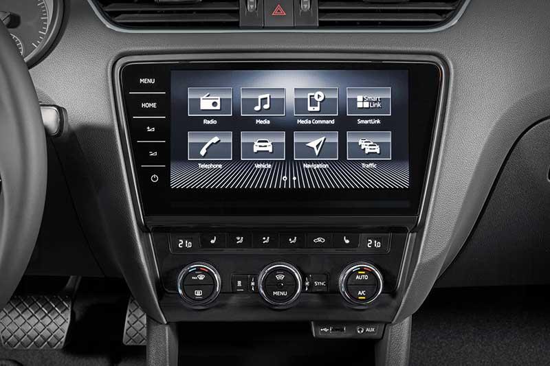 Még kényelmesebb az új Škoda Octavia