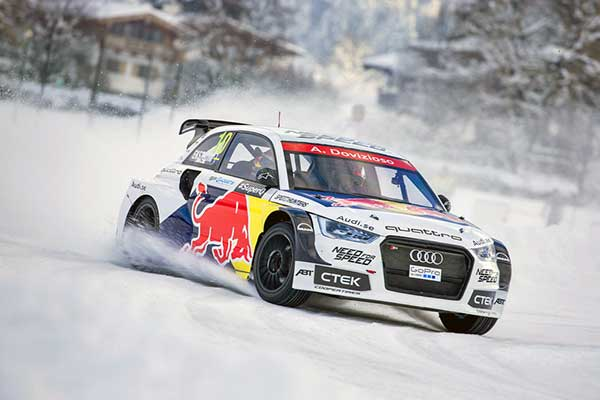 Itt a nyolcmilliomodik Audi quattro