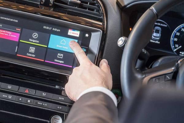 Biztonság a jövő autójában