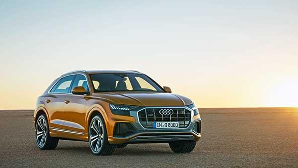 A Q-család új tagja – Az Audi Q8