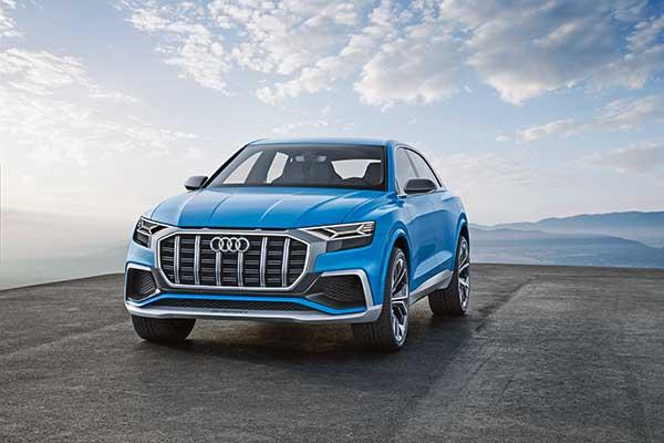 Rövid időn belül mutatkozik be az Audi új zászlóshajója