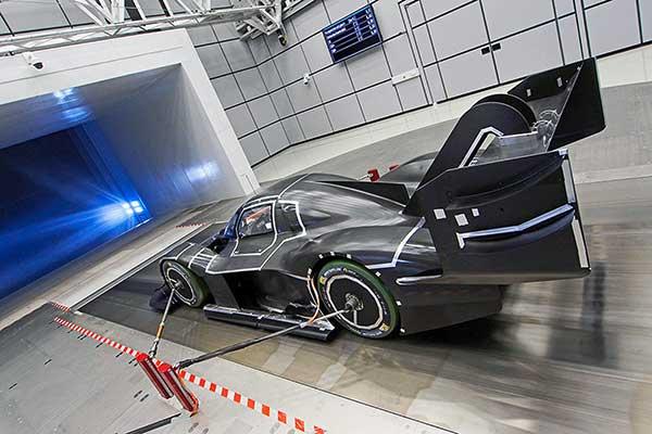 Ritka levegő – Új utakat jár a Volkswagen Motorsport az I. D. R Pikes Peak aerodinamikájával