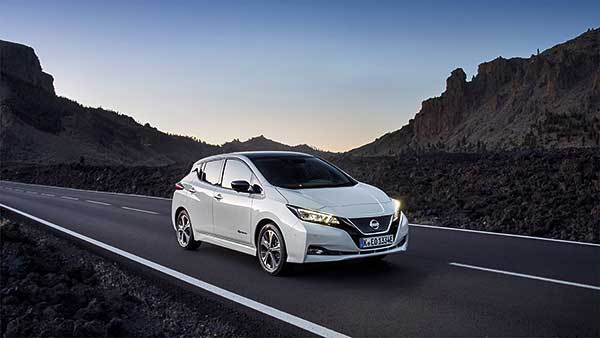 Rekordot dönt a NISSAN LEAF elektromos gépkocsik értékesítése Európában