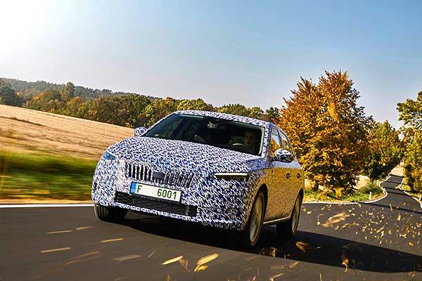 Technika, kinézet, konnektivitás – A SCALA egész egészében ismét tudatosítja a Škoda részére a kompakt kategóriát