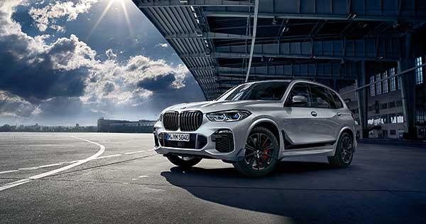 Jönnek a modern BMW X5 modellhez elérhető BMW M Performance alkatrészek