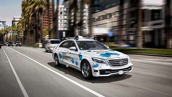 Bosch és Daimler: San José az automatizált személyszállítási szolgáltatás kísérleti települése lesz