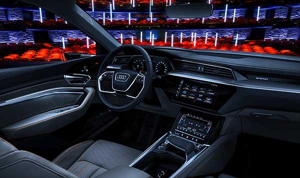 Az Audi új utas-szórakoztató technológiákat ismertet a CES-en