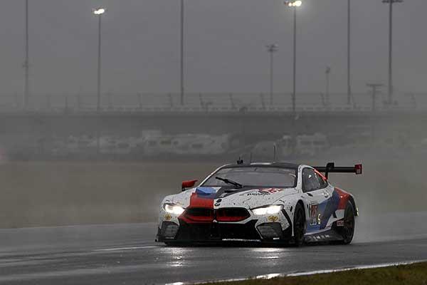 A BMW nyerte a Daytona-i 24-órás futamot, a győzelmet Charly Lamm emlékének ajánlja