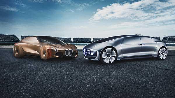A BMW Group és a Daimler AG szövetségben fejleszti ki az automatizált járművezetés jövőbe mutató modern műszaki megoldásait