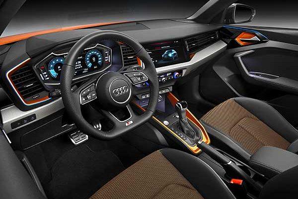 Fiatal, nagyvárosi karakter – Az Audi A1 citycarver