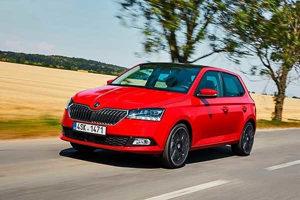 Tovább fokozott dinamika, komfort és biztonság – új felszereltségi csomag a Škoda FABIA részére