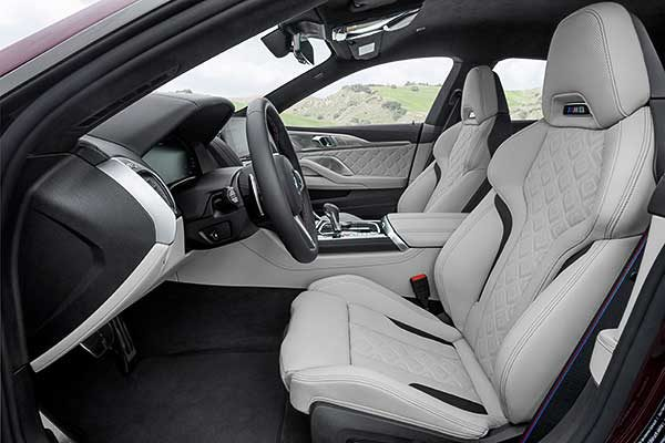 A BMW M8 Gran Coupé és a BMW M8 Competition Gran Coupé