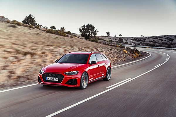 A sportkombi megújulása: a korszerű Audi RS 4 Avant