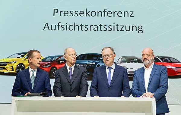 A Volkswagen még mindig komolyan invesztál a jövőt meghatározó területekbe