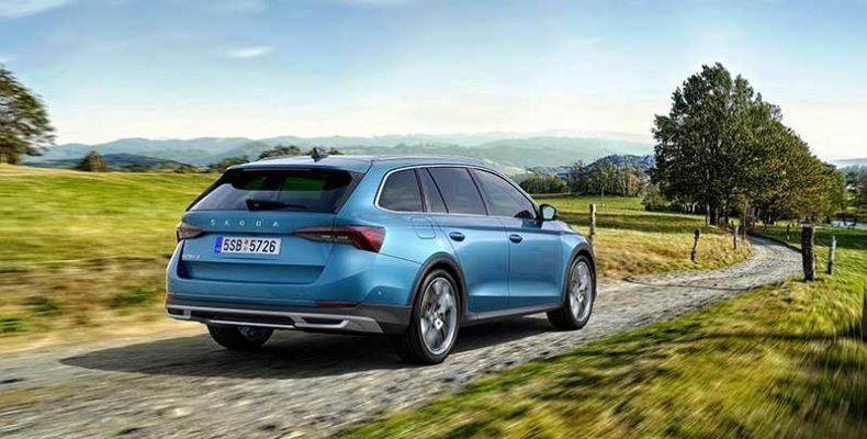 A lifestyle-kombi harmadik generációja – Az új Škoda OCTAVIA SCOUT