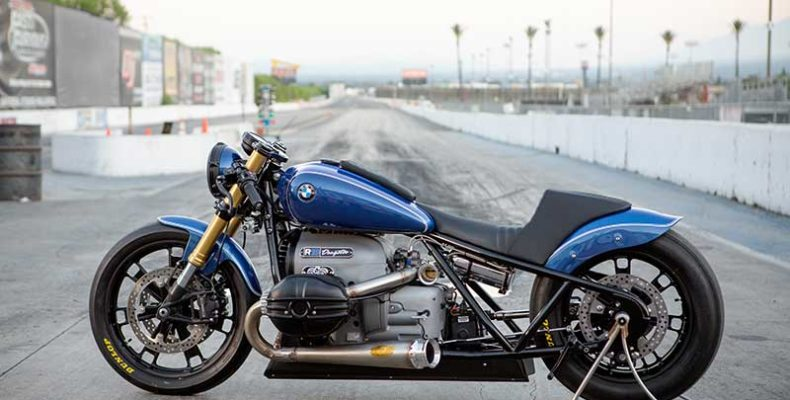 A BMW Motorrad bemutatja az R 18 Dragstert