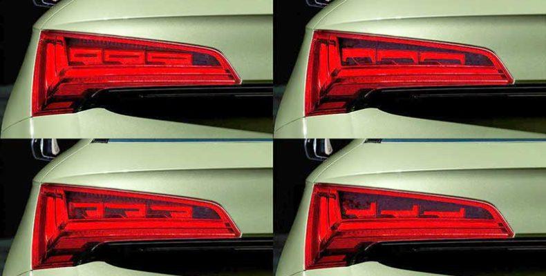 Az Audi a világítástechnológia úttörőjeként bemutatja az OLED technológia következő generációját