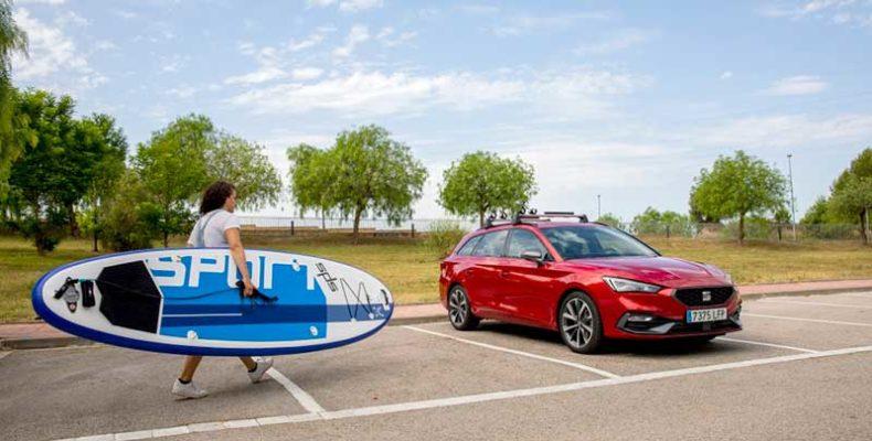 Vízi sportok: így kell berakodni az autóba