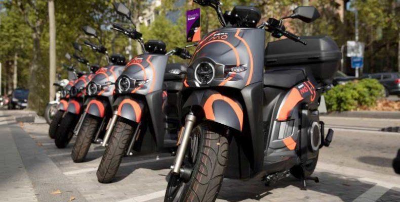 A Seat MÓ beindítja motorkerékpár megosztó szolgáltatását Barcelonában