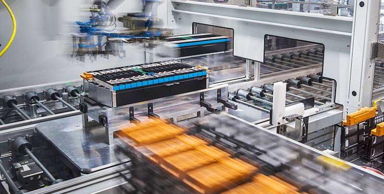 A BMW Group lipcsei gyárában is beindul jövőre az akkumulátormodulok gyártása