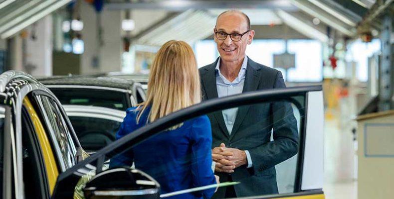 A Volkswagen fokozza az elektromos offenzívát: megkezdődik az ID.4 sorozatgyártása Zwickau-ban