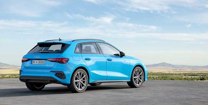 Akár 78 kilométer elektromos hajtással – A korszerű Audi A3 Sportback 40 TFSI e