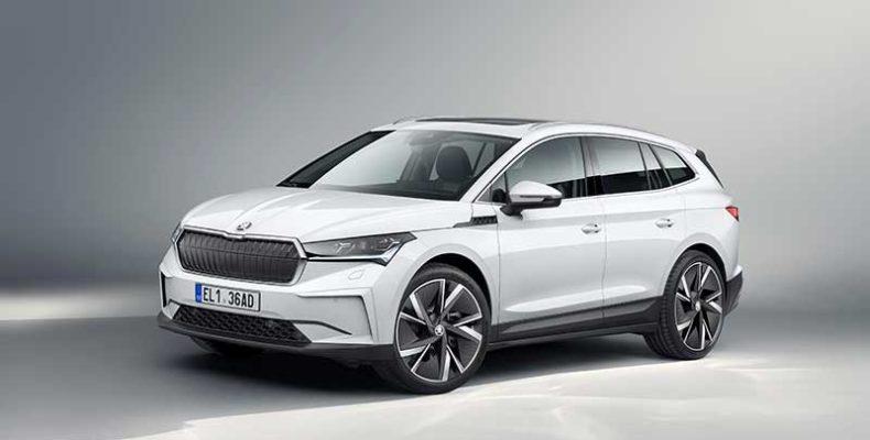 Itthon is elektromosan: Már rendelhető a korszerű Škoda ENYAQ iV, a márka teljesen elektromos SUV modellje