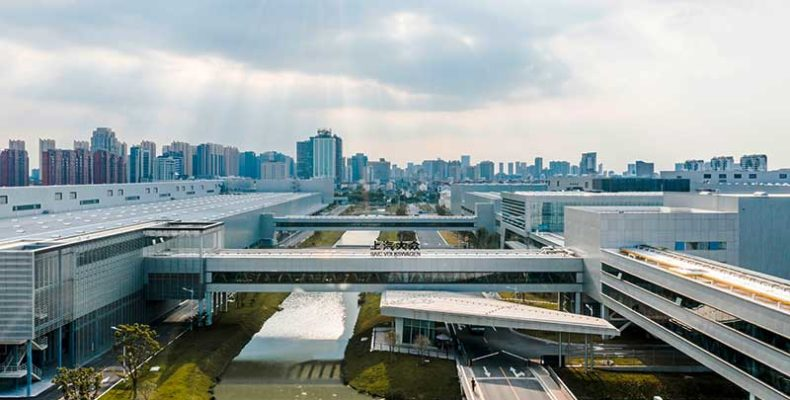 Volkswagen-csoport megkezdi a klímabarát MEB-gyártását a Foshan-i és az Anting-i üzemekben