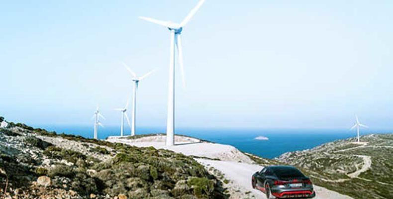 Megkezdődik az Audi e-tron GT sorozatgyártása
