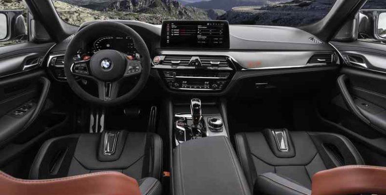 Már van hazai ára is a BMW M5 CS-nek