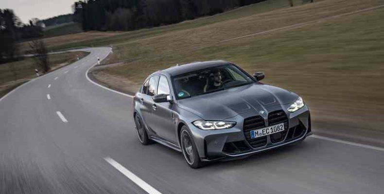 A BMW M3 és a BMW M4 modellben is bemutatkozik a BMW M xDrive összkerékhajtás