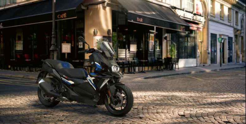 A BMW Motorrad przentálja a modern BMW C 400 X és C 400 GT modelleket