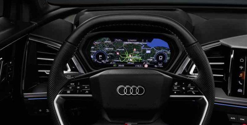 Új dimenzióban az elektromos mobilitás – Audi Q4 e-tron