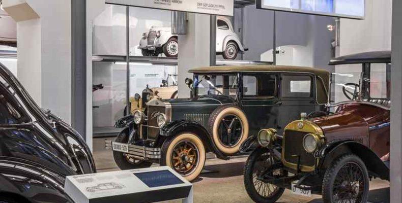 A Škoda Múzeum video túrák támogatásával virtuálisan várja az érdeklődőket