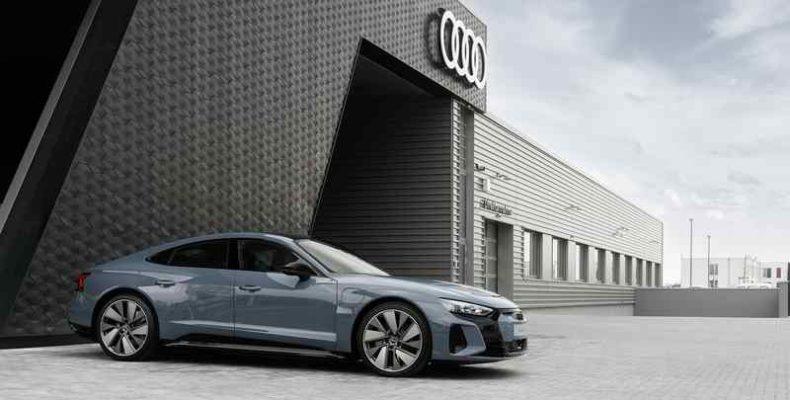 Több piacon már elérhető az Audi e-tron GT – A semmi máshoz nem hasonlítható Gran Turismo