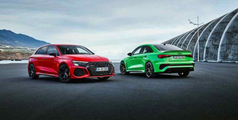 Élsportoló mindennapos használatra – A korszerű Audi RS 3